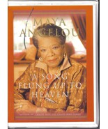A Song Flung Up to Heaven-Maya Angelou-UNABRIDGED Audiobook 3 Cassettes ... - $5.99