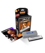 Harmonica - Hohner Special 20 Progressive Key Of A +Free Mini Harp + Les... - $38.21