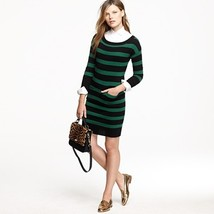 J Crew Rugby Stripe Sweater Dress (L) - $69.99