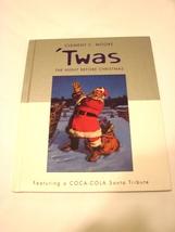 Coca-Cola/Hallmark 2001 Tribute to Santa Book - $13.50