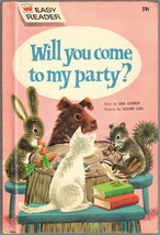 Will You Come to My Party? (Wonder Book Easy Reader #5901) - $13.05