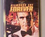 DVD - Diamonds Are Forever - James Bond - 007 - Sean Connery, Jill St. John