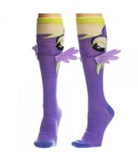 My Little Pony Muffins Character Image Knee High Derby Socks With Wings,... - $12.59