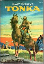 Walt Disney's Tonka, Golden Press Book, #548 - $10.35