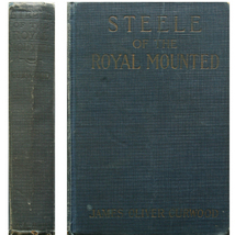 1925 Steele Of The Royal Mounted Photoplay Edion - $6.00