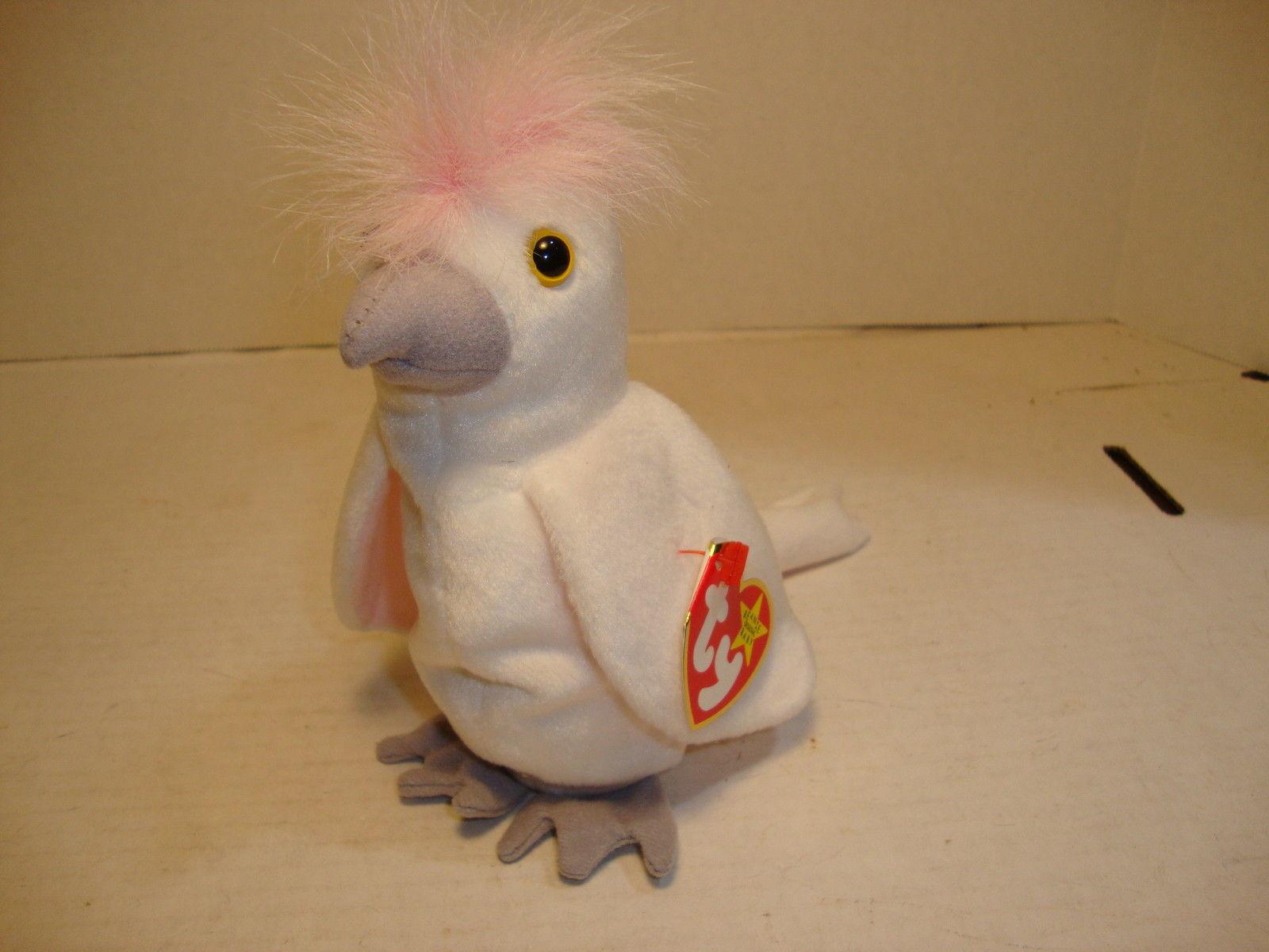 a1aab3e1251 Ty Beanie Baby KUKU The Cuckoo Bird DOB Jan and 50 similar items. 57