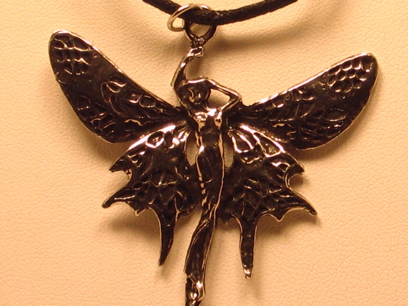 Pleasure Fairy Amulet