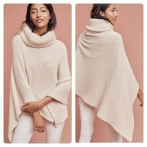 New Anthropologie SEQUIN COWL PONCHO by Do Everything in Love Retail $98 - $44.55