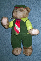 """Meet Everett  Dapper Bear Stuff Plush Animals 15"""" NEW - $14.52"""