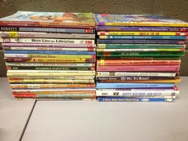 Mixed Assorted Lot Of 20 Kids Childrens Chapter Books (bb5) - $23.33
