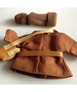 Amanda Jane doll clothes hat purse belt jacket - $3.99