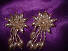 Bride pearl earrings big thumb200