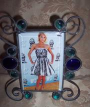 """Multi Color New Jewel Photo Frame 6X4"""" Handcrafted - $10.97"""