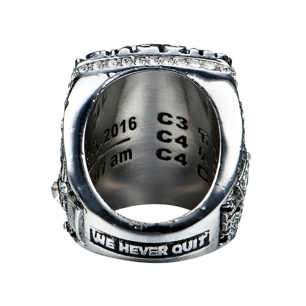Chicago Cubs World Series Championship Ring 2016 (Zobrist) Sizes 8-13