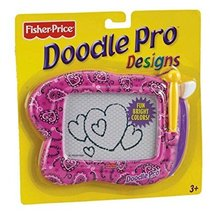 Fisher Price Doodle Pro Expressions: Pink Paisley Print  - $20.00