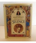 Meditations on Silence by Sister Wendy Beckett NEW COPY - $41.99