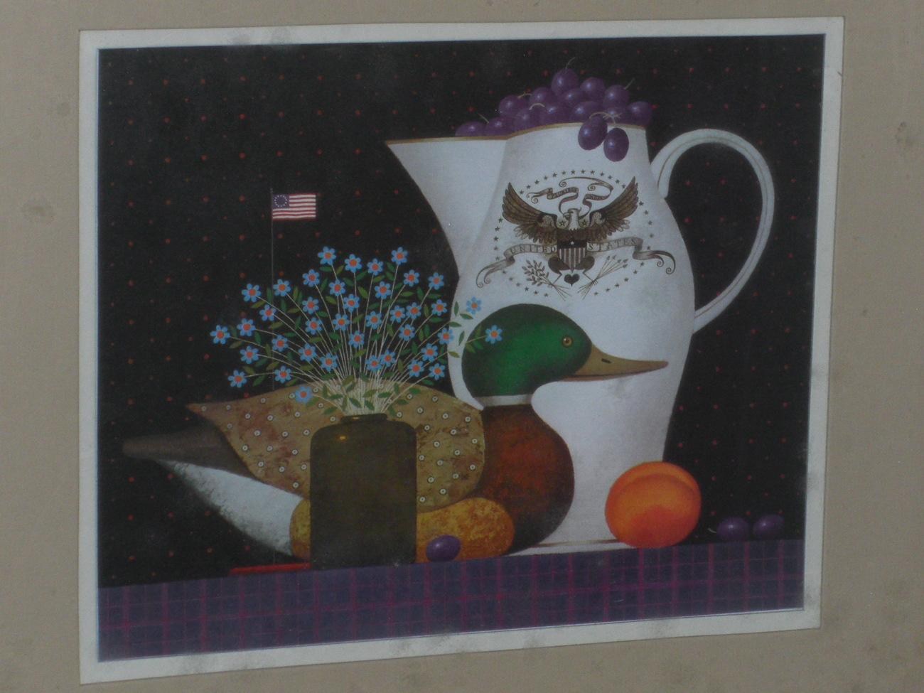 Charles Wysocki Independence Celebration Folk Art Print