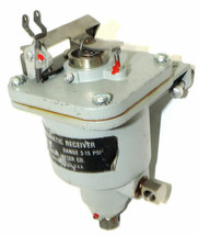 BAILEY METERS PNEUMATIC RECEIVER CLASS 8B 3-15PSI image 1