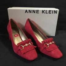 Anne Klein Sienna Tailored Suede Pumps  - $64.99