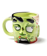 Ceramic Zombie Head Mug - Free Shipping - $20.50