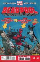 Deadpool #3 NM 2013 MARVEL COMICS - $4.45
