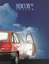 1989 Mercury TRACER sales brochure catalog US 89 Sport - $6.00