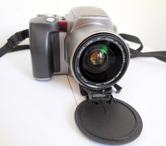 Olympus IS 200 IS-20 Bridge Film Camera, the First SLR with an integrate... - $44.00