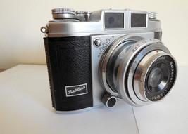 Balda Baldina 1950s 35mm Film Camera with Baldinar 50mm Lens Made in Ger... - $74.00