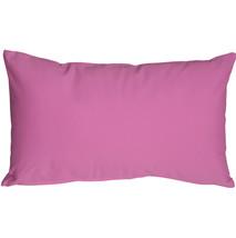 Pillow Decor - Caravan Cotton Violet 12x19 Throw Pillow - $19.95