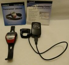 Garmin Forerunner 305 Red GPS Watch - $36.62