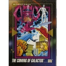 1992 Marvel Universe Series 3 The Coming Of Galactus #196 - $0.20