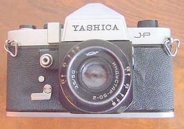Yashica JP SLR Film Camera Body Only Good Parts - $21.00
