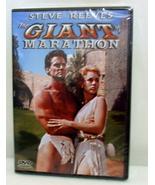 DVD New Sealed The Giant of Marathon Steve Reeves and Mylene Demongeot - $2.95