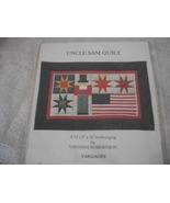 Patriotic Quilted Wall Hanging Pattern - $5.00