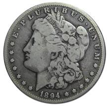 1894O MORGAN SILVER ONE DOLLAR Coin Lot # MZ 3043