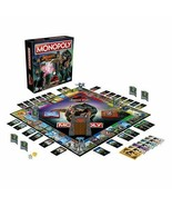 NEW SEALED 2021 Hasbro Jurassic Park Edition Monopoly Game - $39.59