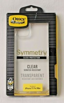 """Otterbox Symmetry Series Case for iPhone 11 Pro Max 6.5"""" - Clear!!! - $17.81"""