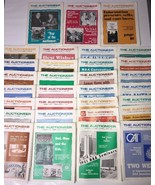 The Auctioneer Magazine Vintage Lot 31 1979-1981 Rare National Auctioneers  - $74.79