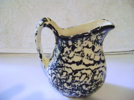 Splatter Ware Pottery  Milk Pitcher - $8.00