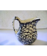 Splatter Ware Pottery  Milk Pitcher - £5.69 GBP