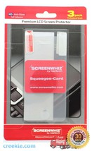 ScreenWhiz Premium LCD Screen Protector 3-Pack for Apple iPhone 4/4s - $10.49
