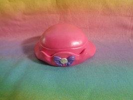 Fisher Price Snap N' Style Doll Replacement Hat - Pink  - $1.93