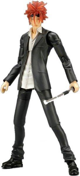 Final Fantasy VII: Advent Children Play Arts Reno Action Figure Brand NEW!