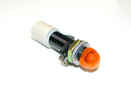 NEW GENERAL ELECTRIC AMBER INDICATOR LAMP  MODEL 116B6708G-45A53A4 - $69.99