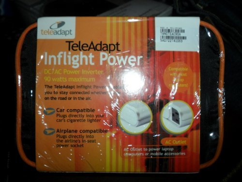 Primary image for Teleadapt Inflightpower - Dc to Ac Power Inverter -90 Watt