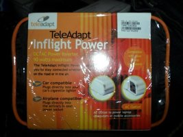 Teleadapt Inflightpower - Dc to Ac Power Inverter -90 Watt - $39.55