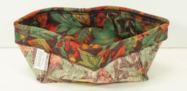 LONGABERGER Small DAily Blessings Falling Leaves Basket Liner NEW in Pac... - $9.99