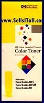 Brand NEW Genuine HP C3103A Tellow Toner - $9.95