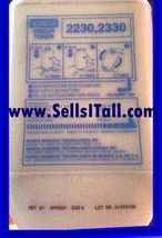 Brand NEW Genuine Konica 947-234 Toner 947234 - $23.95