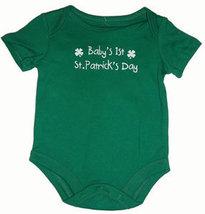 Preemie & Babys First St. Patrick's Day Onesie - $7.00